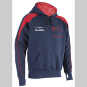 Adult Premium County Hoody with Name